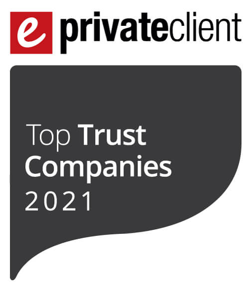 E Private Client - Top Trust Companies 2021
