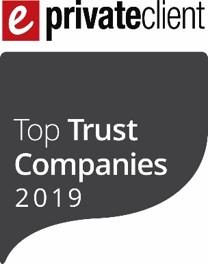 Top Trust Companies 2019