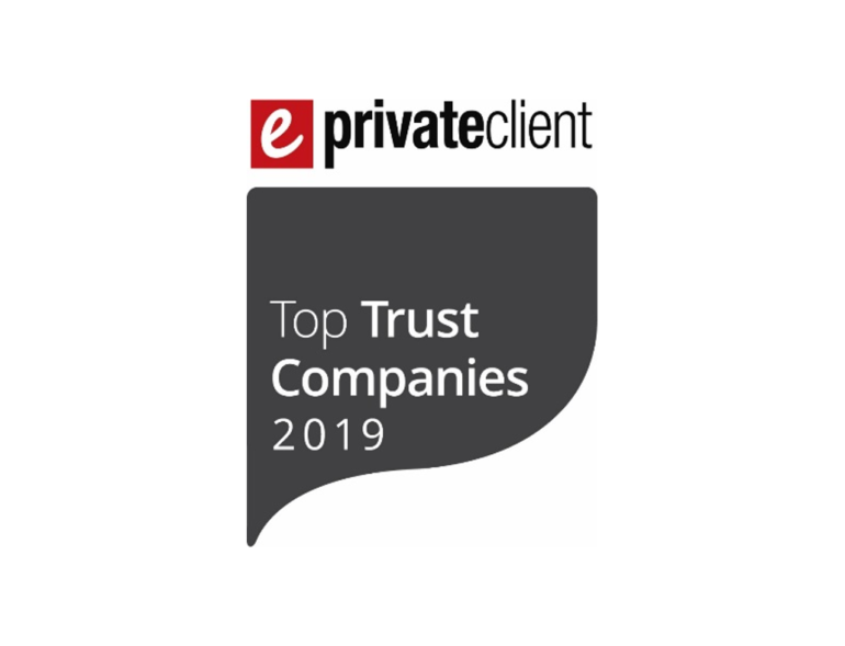 Highvern named as Tier-1 firm in e'privateclient's Top Trust Companies 2019
