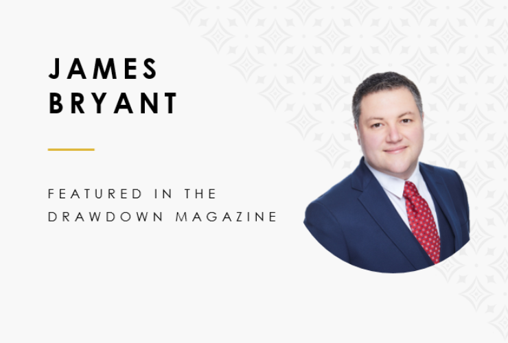 James Bryant, Head of Fund Operations featured in The Drawdown