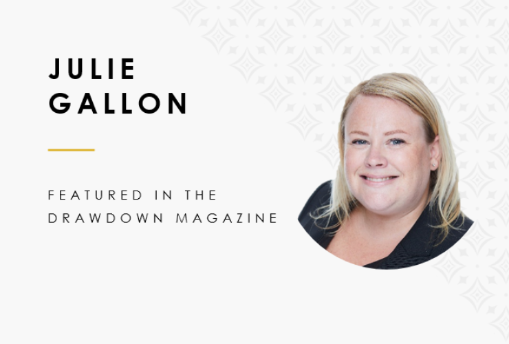 Profile: Julie Gallon, Senior Manager Funds Team