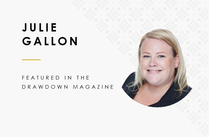 Profile: Julie Gallon, Senior Manager Funds Team