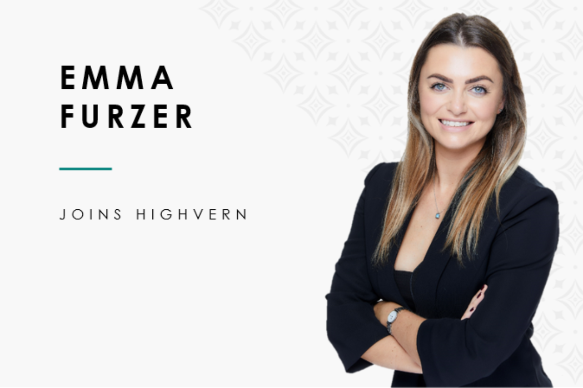 Highvern Group welcomes Top 35 Under 35