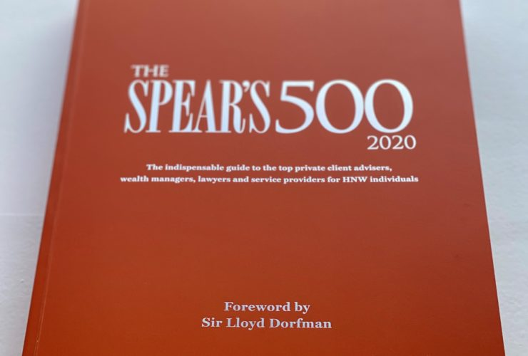 Highvern featured in The Spears 500 Guide 2020