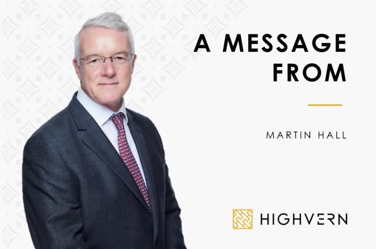 Covid-19: Highvern update