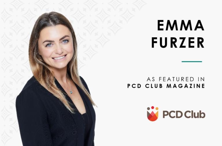 An interview with Emma Furzer