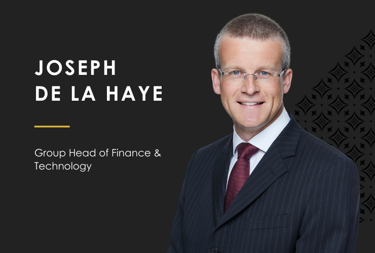New Group Head of Finance & Technology joins Highvern