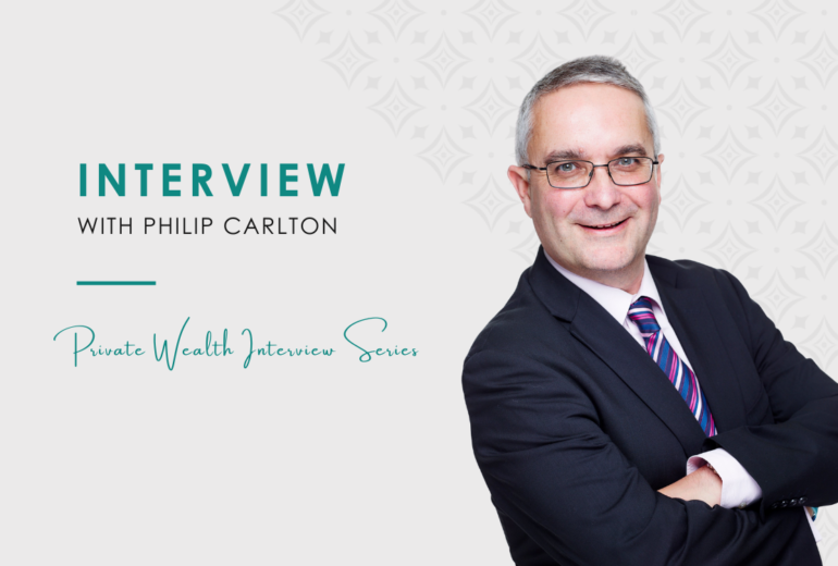 Interview with Philip Carlton