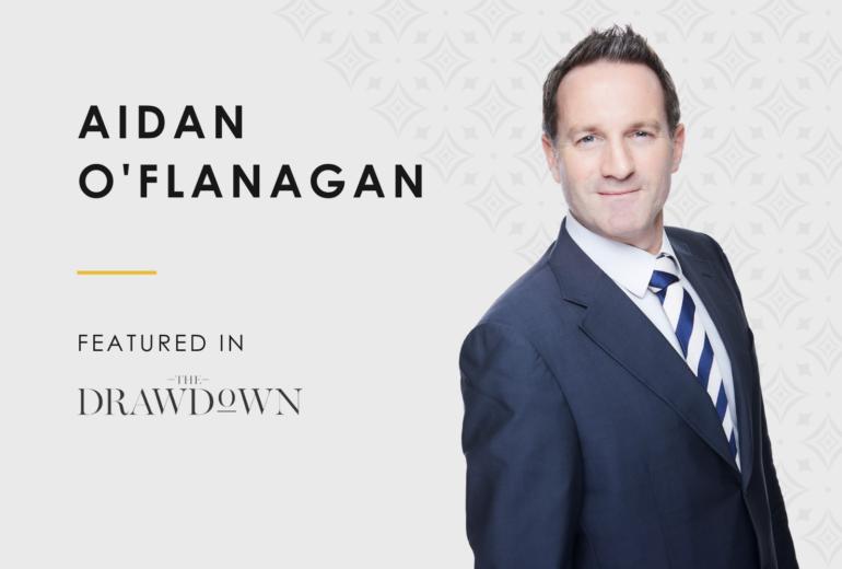 Aidan O'flanagan, Head of Funds featured in The Drawdown