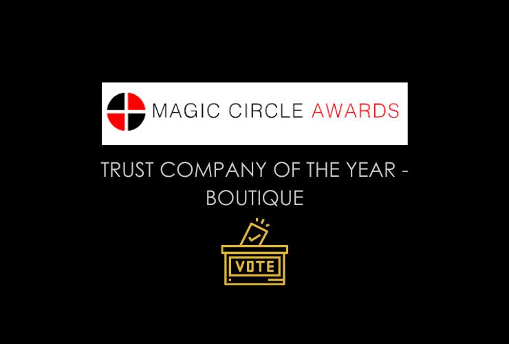 Highvern shortlisted for Magic Circle Award