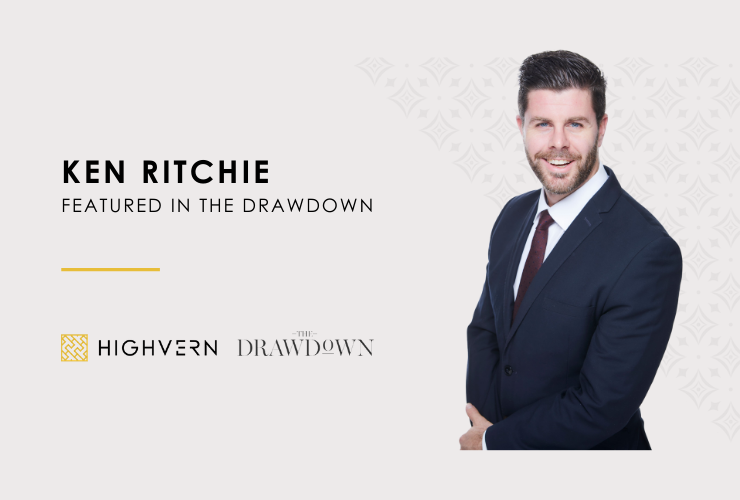 Ken Ritchie, Head of Fund Administration featured in The Drawdown