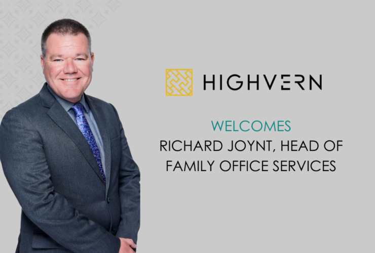 Highvern Group extends its family office reach with appointment of new Head of Family Office Services