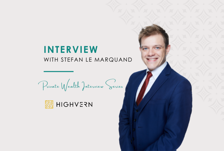 Interview with Stefan Le Marquand