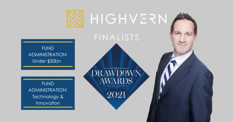 Highvern shortlisted for Drawdown Awards 2021